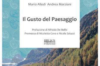 """PRESENTAZIONE DEL LIBRO """"IL GUSTO DEL PAESAGGIO"""" – 29/03/19 ore 17.30"""