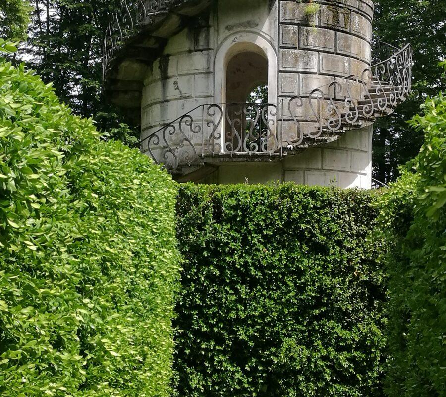 Labirinto di Villa Pisani Strà