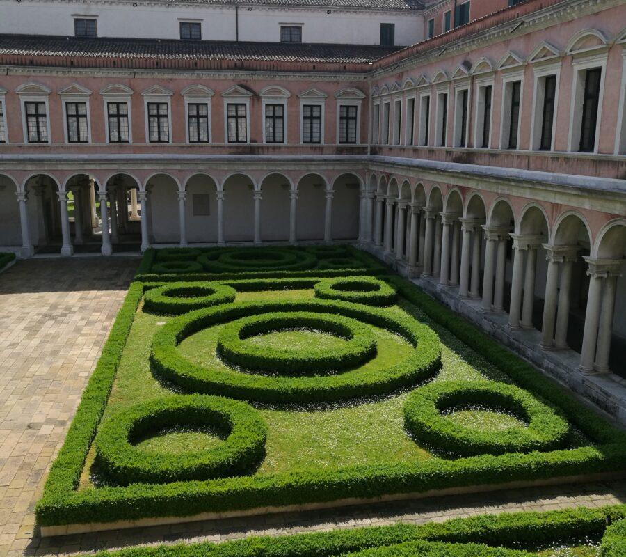 Fondazione Cini, Isola della Giudecca