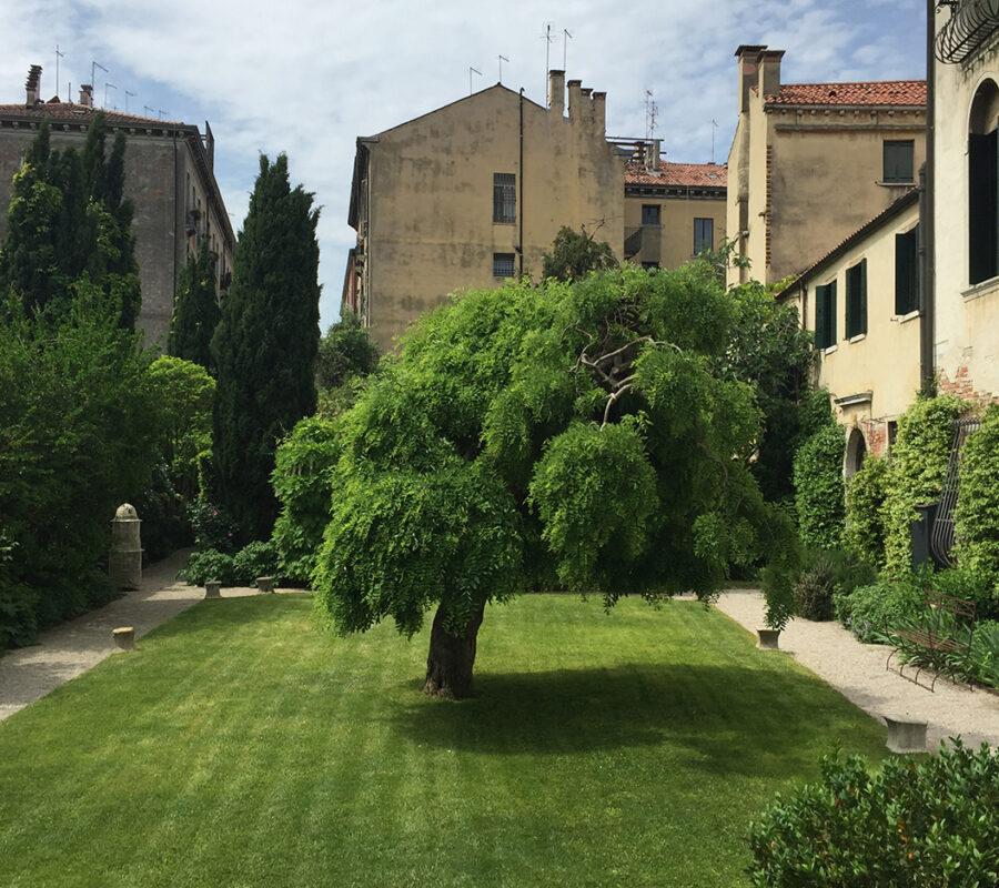Giardino Palazzo Gradenigo