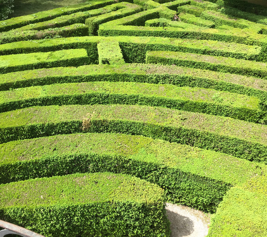 Labirinto di Villa Pisani Strà - 2