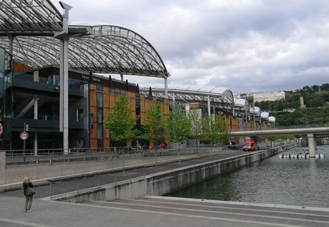 """Riqualificazione del distretto de """"La Confluence"""", un'area di ben 150 ettari"""