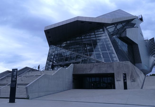 Musée de la Confluence, Lione