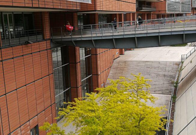 La Cité Internationale, le architetture di Renzo Piano a Lione.