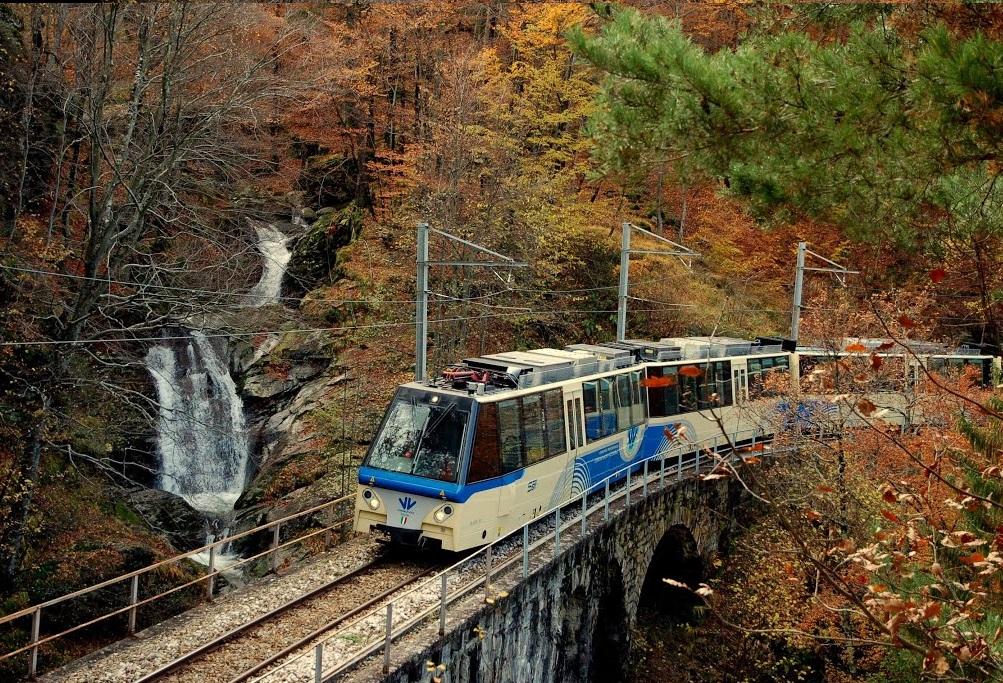 verdisegni Il treno delle cento valli